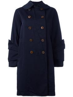 двубортное пальто Comme Des Garçons