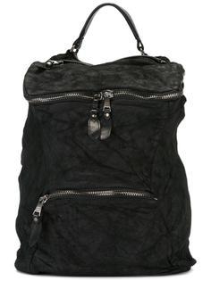 рюкзак с молниями Giorgio Brato
