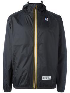куртка с капюшоном K-Way X Les (Art)ists 'Dream Team' K-Way