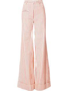 полосатые широкие брюки  Rosie Assoulin