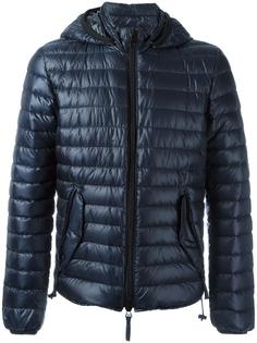 куртка-пуховик на молнии с капюшоном Duvetica