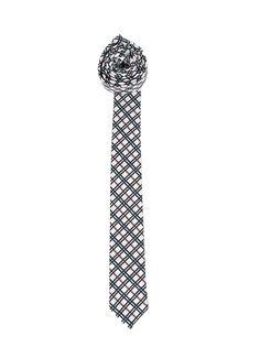 галстук в клетку Thom Browne