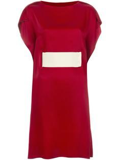 платье с широким ремнем Mm6 Maison Margiela