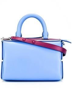 двухцветная сумка-тоут Emilio Pucci