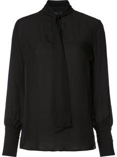блузка с завязками Nili Lotan