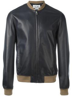 zipped bomber jacket Loewe