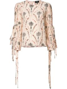 floral print blouse Creatures Of The Wind