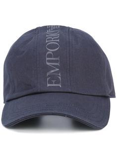 бейсболка с логотипом бренда Emporio Armani
