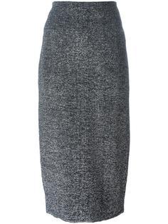 трикотажная юбка-карандаш Jil Sander