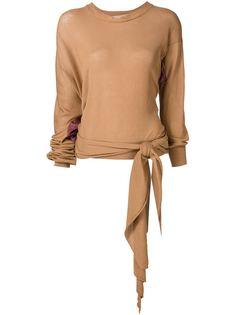 свитер 'SQUIGGLE BIO SLASH' Vivienne Westwood Gold Label