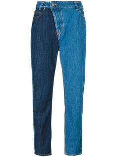 джинсы бойфренды с пятью карманами Vivienne Westwood Anglomania
