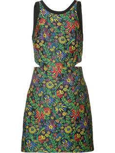 платье с цветочным принтом 3.1 Phillip Lim