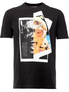 футболка с принтом 'Rocky Elton' Neil Barrett