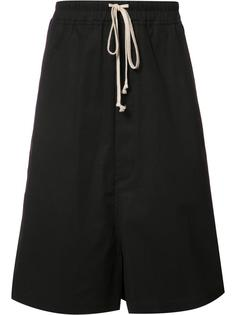широкие шорты Rick Owens