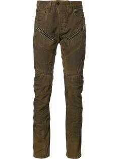 байкерские джинсы Prps