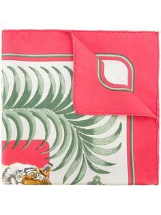 'Tigre Royal' gavroche Hermès Vintage
