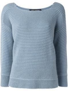 chunky knit jumper Iris Von Arnim