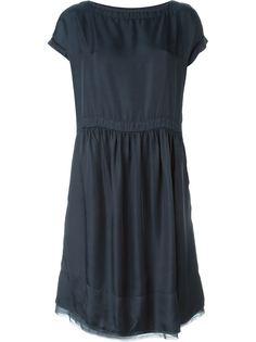 платье с вырезом-лодочкой Kristensen Du Nord