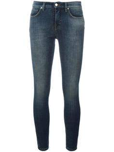 джинсы кроя скинни Victoria Victoria Beckham
