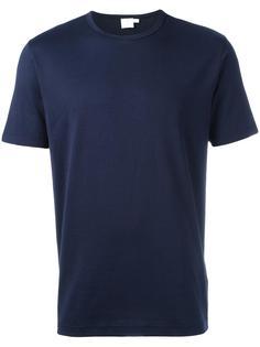 базовая футболка Sunspel