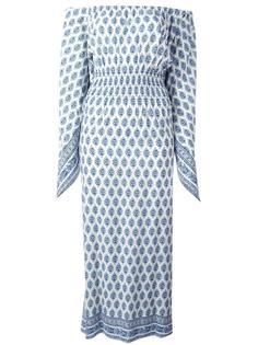 платье с открытыми плечами Steffen Schraut