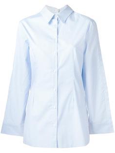 рубашка кроя слим Mm6 Maison Margiela