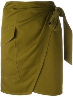 юбка с запахом Isabel Marant Étoile