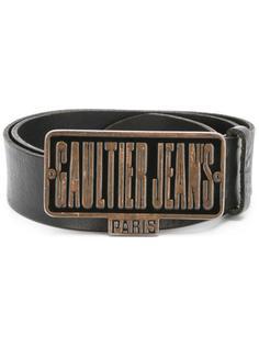 Gaultier Jeans buckle belt Jean Paul Gaultier Vintage