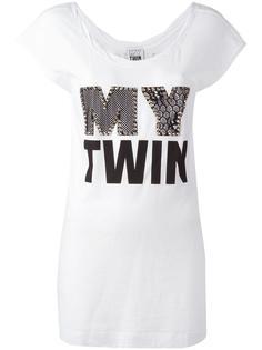 'My Twin' T-shirt  Twin-Set