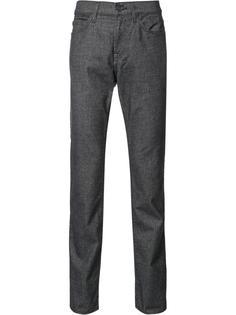 джинсы кроя слим 'Melange'  7 For All Mankind