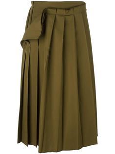 pleated midi skirt Yohji Yamamoto Vintage