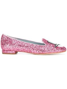 'Flirting' slippers Chiara Ferragni