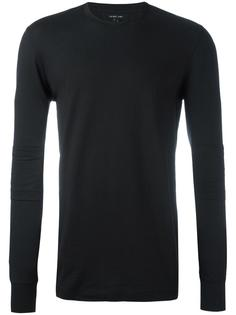 elbow layer longsleeved T-shirt Helmut Lang