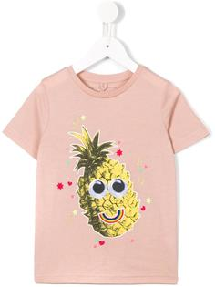pineapple print T-shirt Stella Mccartney Kids