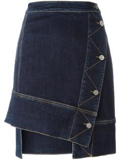 джинсовая юбка 'Dodo' Vivienne Westwood Anglomania
