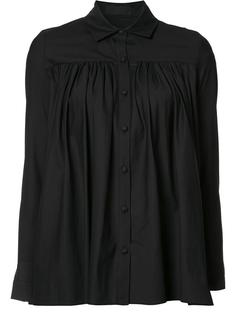рубашка с плиссировкой Co