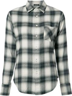 рубашка в клетку 'Slim Boy'  R13