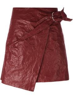 асимметричная юбка с узлом Isabel Marant