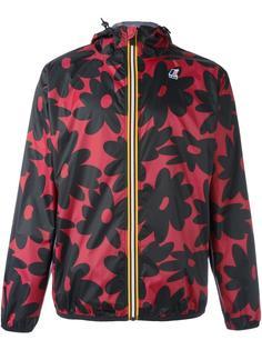 спортивная куртка с цветочным принтом Nº21