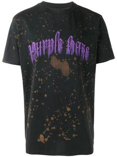футболка 'Purple Haze'  Palm Angels
