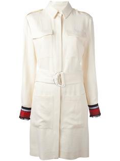 платье с поясом Victoria Victoria Beckham