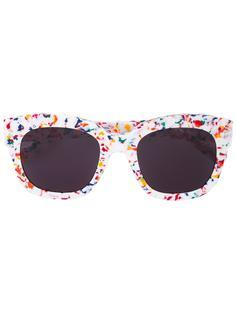 солнцезащитные очки с принтом Stella McCartney
