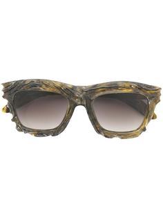 солнцезащитные очки с градиентными стеклами Kuboraum