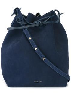 сумка на плечо 'Tanned Buckle'  Mansur Gavriel