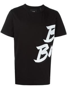 футболка со стилизованным графическим принтом Blood Brother