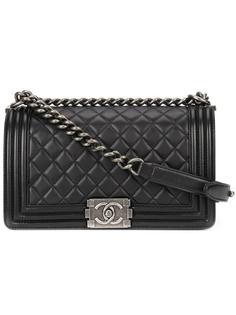 средняя сумка на плечо  'Boy' Chanel Vintage