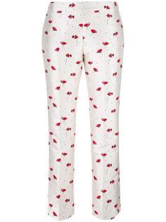 floral print trousers Giambattista Valli