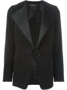 пиджак с широкими лацканами Isabel Marant