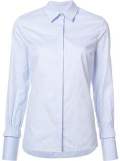 рубашка с рюшами на манжетах Victoria Victoria Beckham