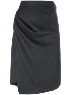 асимметричная прямая юбка Vivienne Westwood Anglomania